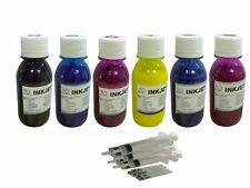600ml pigment sublimation Refill Ink for Epson Compatible Refillable Cartridge