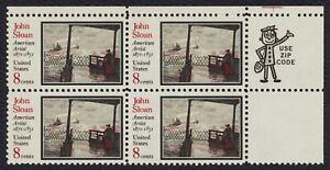 #1433 John Sloan,Cremallera Bloque [ Ur ], Cualquier 5=
