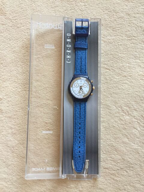 Swatch Chrono SCN 100 Skipper