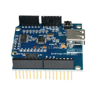 USB-Host-Shield-Support-Google-Android-ADK-amp-UNO-MEGA-Duemilanove-2560-Arduino