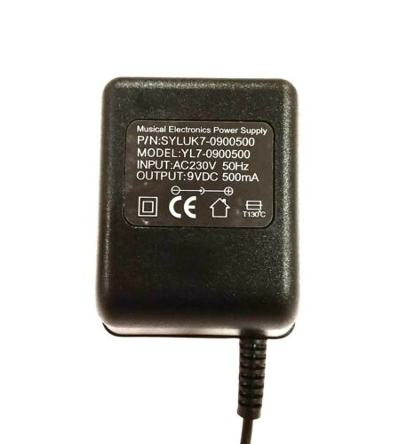 ROLAND MOBILE AC ACOUSTIC CHORUS AMP POWER SUPPLY REPLACEMENT ADAPTER 9V