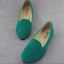 UK Fashion Womens Ballerina Ballet Dolly Pumps Ladies Flats Loafers Shoes #018