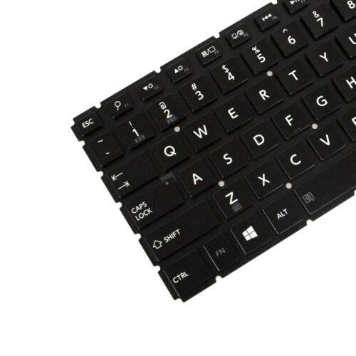Toshiba AEBLYU01010 TBM14M73USJ920 FBBLQ026010 9Z.NBCBQ.001 US Backlit Keyboard