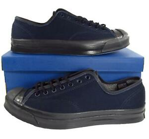 Details about Converse Jack Purcell JP Signature Series Ox INKED Navy Blue 153944C Men's 10.5