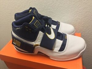 premium selection 4b142 068c4 Image is loading 2018-Nike-Zoom-LeBron-Soldier-1-25-Straight-