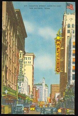 San Antonio Houston Street san antonio422 Texas, 1930-45not posted