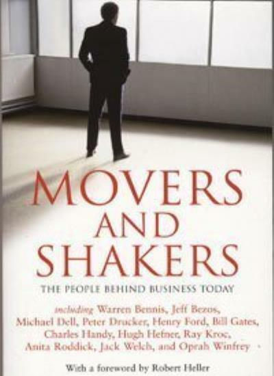 Movers and Shakers: The People Behind Business Today (Business Resource),Kathy
