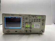 Agilent Dso1012a Digital Oscilloscope 100mhz 2 Ch 2 Probes 100mhz 2 Gsas