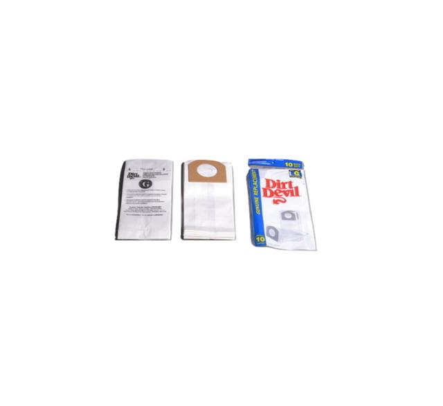 Dirt Devil Hand Vac Type G Bags 10 Pk 3010348001
