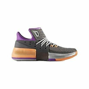 Adidas Variation adidas Mens Dame 3 Basketball Shoe (- Choose SZ/Color.