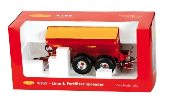 ROS 60216 SCALA 1 32 BrossoAL K165 sistemato concimi Lime Spatola
