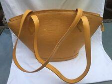 Authentic Vintage Louis Vuitton Epi PM Handbag - Perfect Conditions