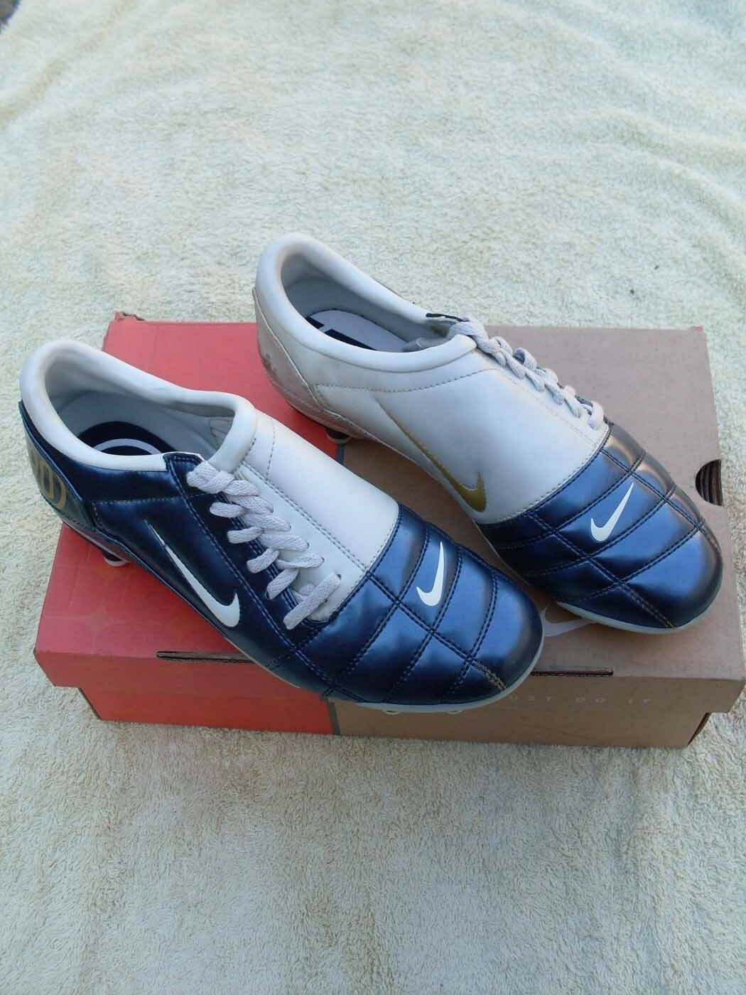 New zapatos Nike JR total 90 III FG Talla 38,5 5,5 24 cm socer zapatos