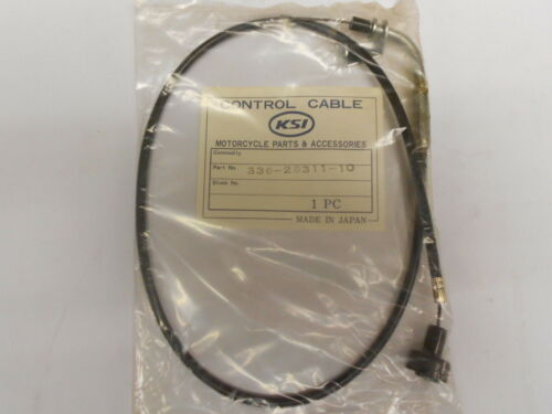 YAMAHA RS100 RS 100 TOP THROTTLE CABLE