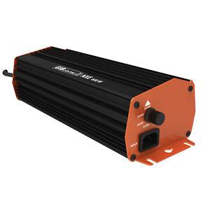 600 w watts donne-nxe Ballast à vapeur de sodium-Lampe commutable 4 niveaux Grow-ampe Schaltbar 4 Stufen Growafficher le titre d`origine pI716KbX-07213050-297898284