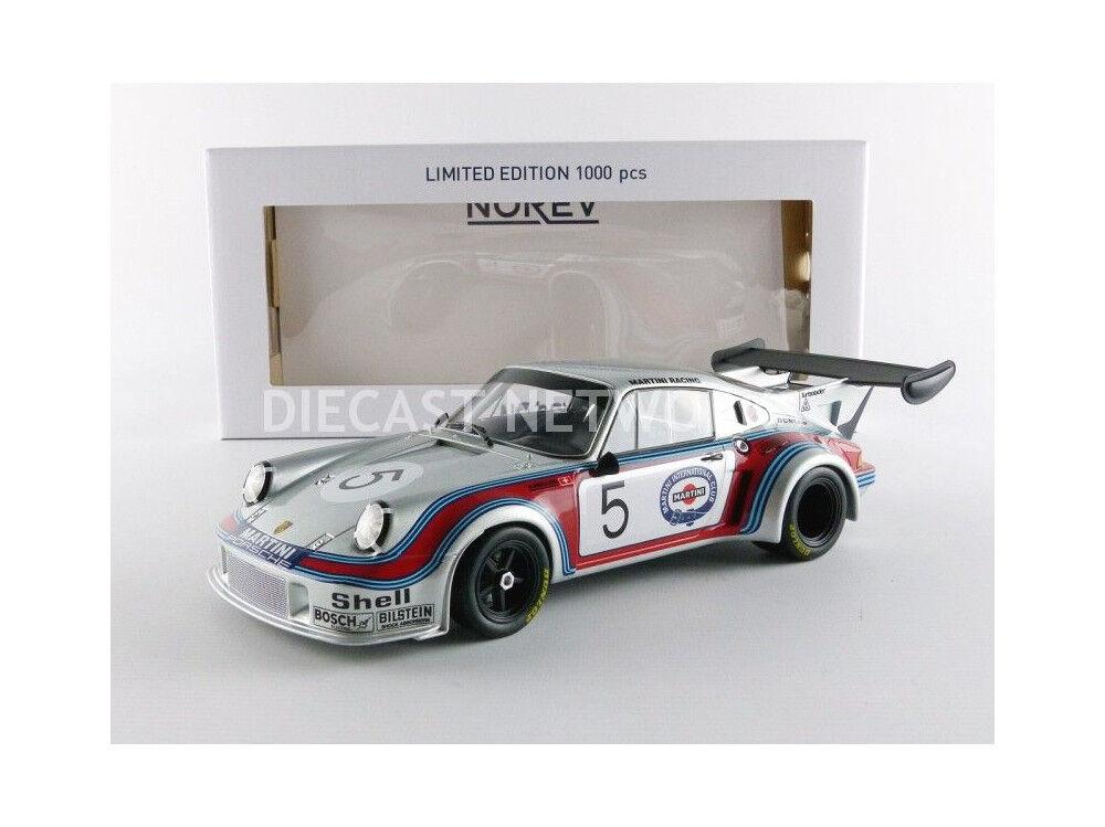 Norev - 1 18 - Porsche 911 RSR TURBO 2.1 - Escotilla de marcas 1974 - 187423