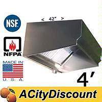 SUPERIOR-HOODS-VSE42-4-4FT-STAINLESS-RESTAURANT-GREASE-EXHAUST-HOOD-NFPA96