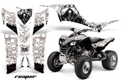 Kawasaki KFX 700 AMR Racing Graphics Sticker Kits KFX700 04-09 Quad Decals RPR W