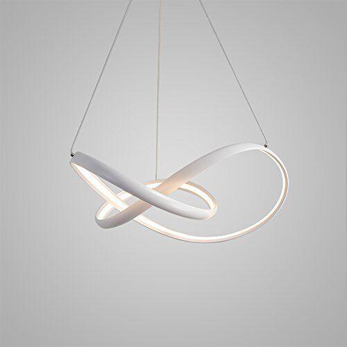 Spiral Ceiling Pendant Lamp Chandelier Light Fixtures Valentine/'s Day NEW Lights