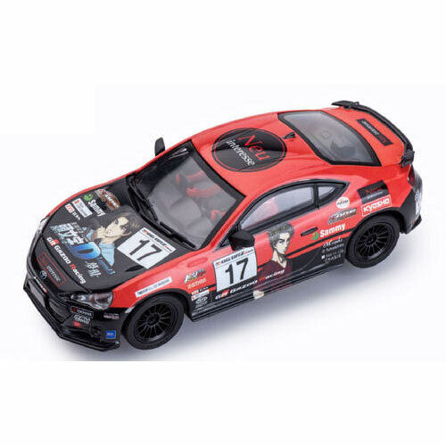 POLICAR by Slot.It Toyota GT86 No.17 GR Gazoo Racing 1 32 CT01A