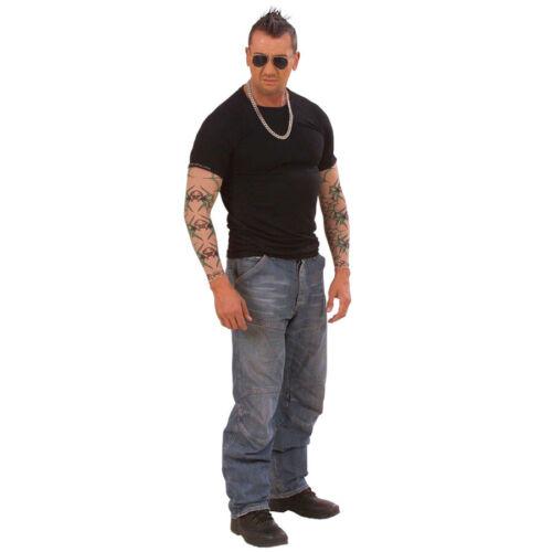 FAKE TATTOO ÄRMEL Tätowierung Armstulpen Armtattoo Spinnen Tattooärmel Skin 7106