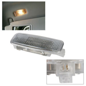 2Pcs-Interior-Sun-Visor-Courtesy-Light-4D0947105A-OE-For-AUDI-TT-A3-A4-A6-C5-A8