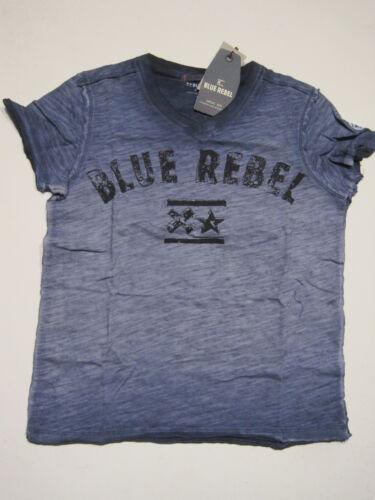 Blue Rebel Jungen T-Shirt 50 /% Gr 140 128 NEU   SALE