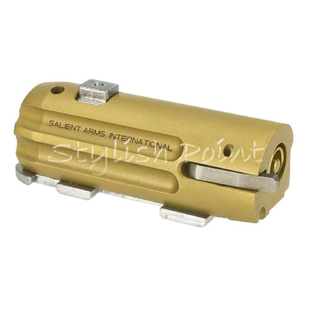 Bahía De Airsoft AP CNC SAI Perno para escopeta de oro de la serie CAM870