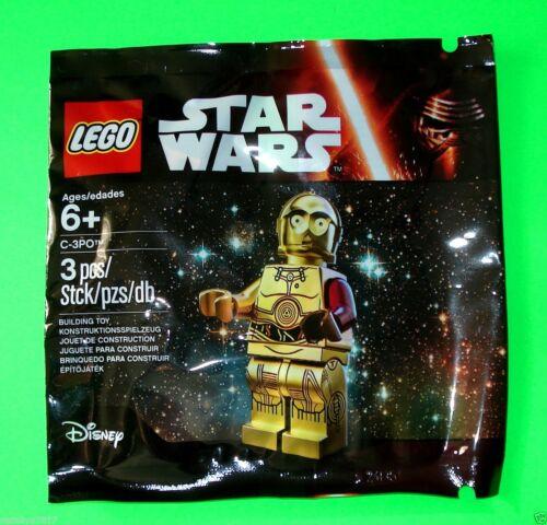LEGO STAR WARS FIGUR ### C-3PO THE FORCE AWAKAKENS POLYBAG 5002948 NEU ### TOP