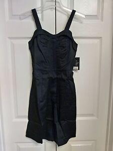 2708876d7 SZ 3 BLACK SHORT SUN DRESS RICHARD CHAI FOR TARGET SWEETHEART ...