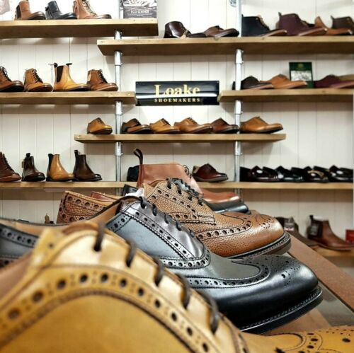 //// Stow Black Mens Boots //// NEW!!! TRICKERS BUNDLE OFFER!!
