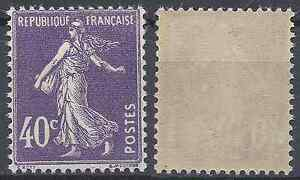FRANCE-TIMBRE-TYPE-SEMEUSE-N-236-NEUF-LUXE-GOMME-D-039-ORIGINE-MNH