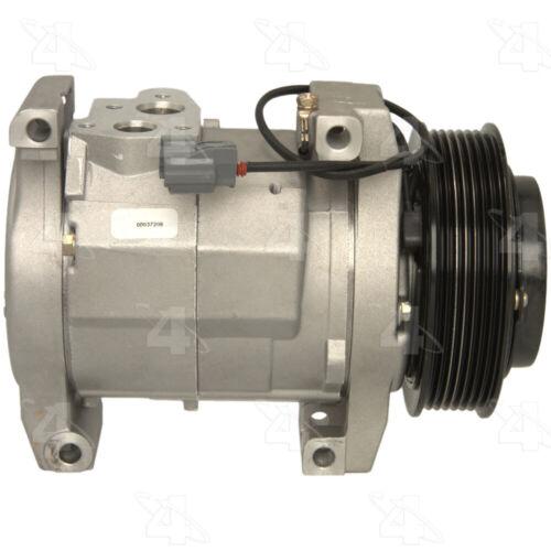 A//C Compressor-New Compressor fits 03-11 Honda Element 2.4L-L4