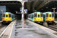 Southern 455 Units London Bridge 2007 Rail Photo