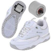 Heelys Boys / Girls / Kids Shoes Glitzy 9160 White / Silver
