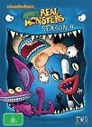 Aaah!!! Real Monsters : Season 4 (DVD, 2013, 2-Disc Set)