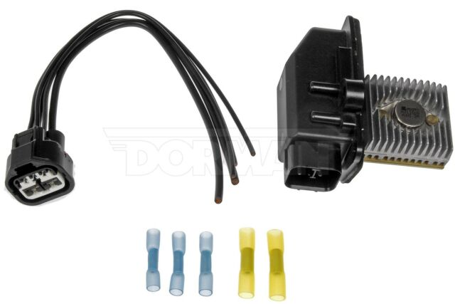 HVAC Blower Motor Resistor Kit Dorman 973-512