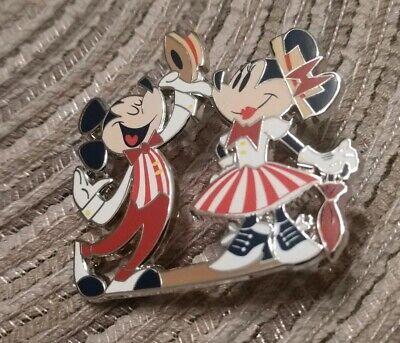 2019 Disney D23 Expo Dapper Mickey Donald Goofy Pluto Tandem Bicycle Pin LE 500