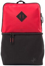 """The Shrine """"Sneaker"""" Day Pack Backpack $150 Retail Red Black NEW"""