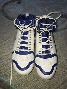 7fb2db12ea31 VTG Reebok ATR Pump Torch Men s sz 11.5 Shoes Basketball Blue White ...
