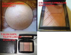 Lotto-Illuminanti-e-blush-illuminating-powder-Burberry-e-altri