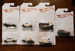 Pearl-and-Chrome-Complete-Set-of-6-Gazella-GT-Hot-Wheels-52nd-Anniversary