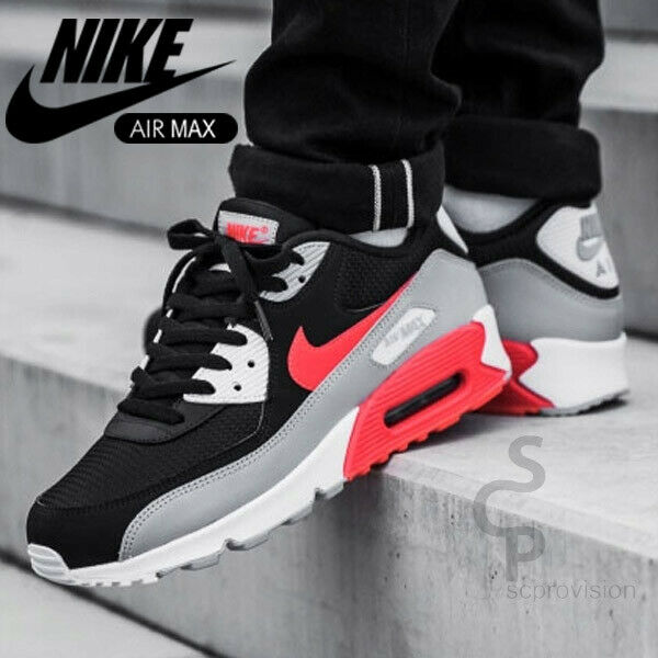 Nike Air Max 90 Essential AJ1285 012 Turnschuhe Sneaker Gr. UK 6 10 + Geschenk