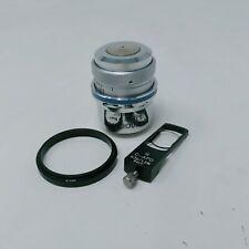 Zeiss Microscope Objective C Apochromat 63x 12 W Korr W Dic Prisms