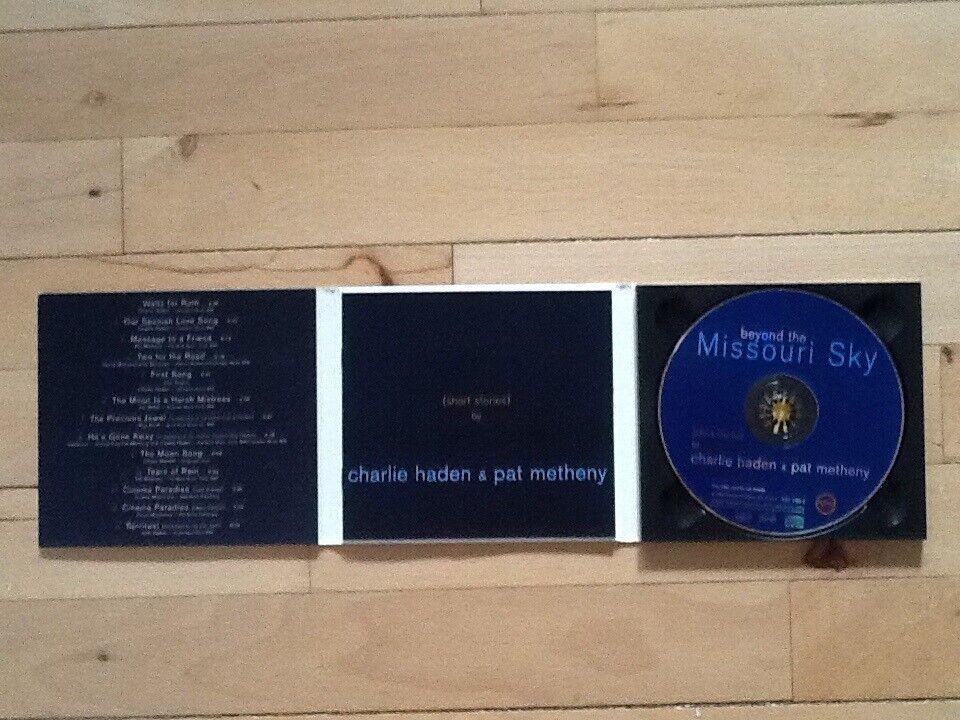 Charlie Haden & Pat Metheny: Beyond The Missouri Sky, jazz