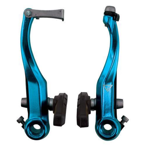 Blue Anodized SE RACING GT HARO Black-Ops VB1 BMX Linear Pull V-Brake Caliper