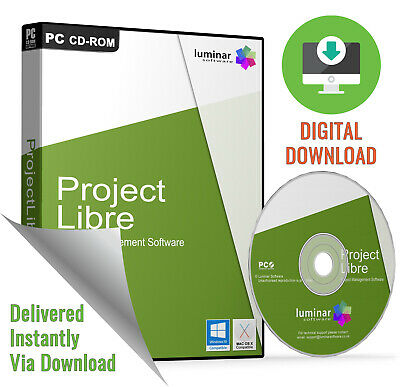 Selbstlos Projectlibre download Project Management Software For Microsoft Windows