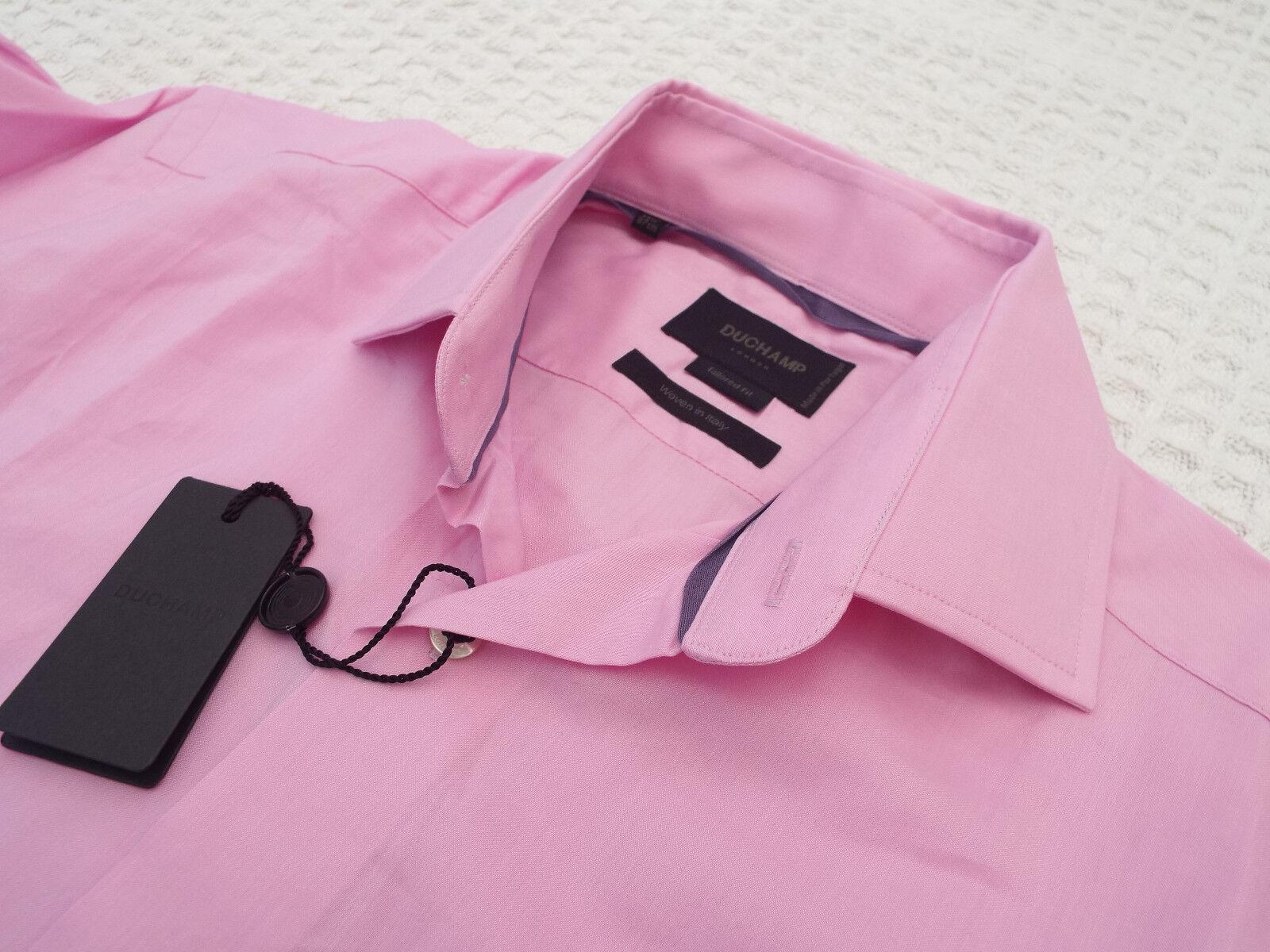 """Duchamp  Camisa Para Hombres Talla 14.5"""" (pecho  38"""")   +  clásicamente Llano  presentando toda la última moda de la calle"""