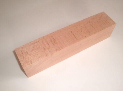 Drechselholz 49x49x400 lang Kantholz Buche kanteln drechseln Bastellholz