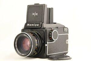 Eccellente +5 Mamiya M645 con livello della vita Finder + SEKOR C 80mm f/2.8 l'obiettivo dal Giappone